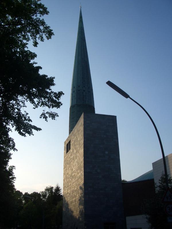 Hauptkirche St. Nikolai in Harvestehude