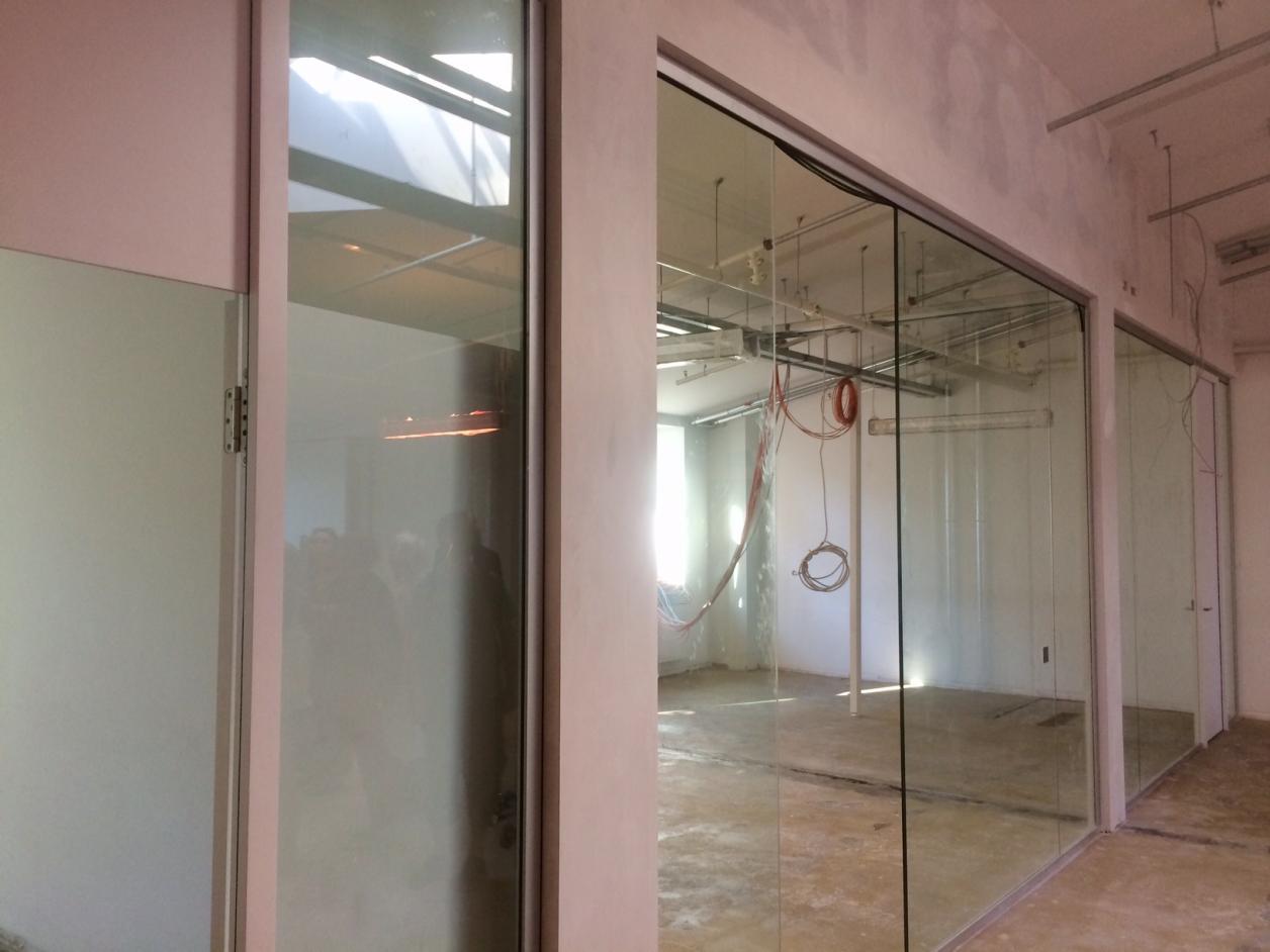Die Etage wird in Kürze wieder von neuen Mietern bezogen. Foto: Kristina Sassenscheidt