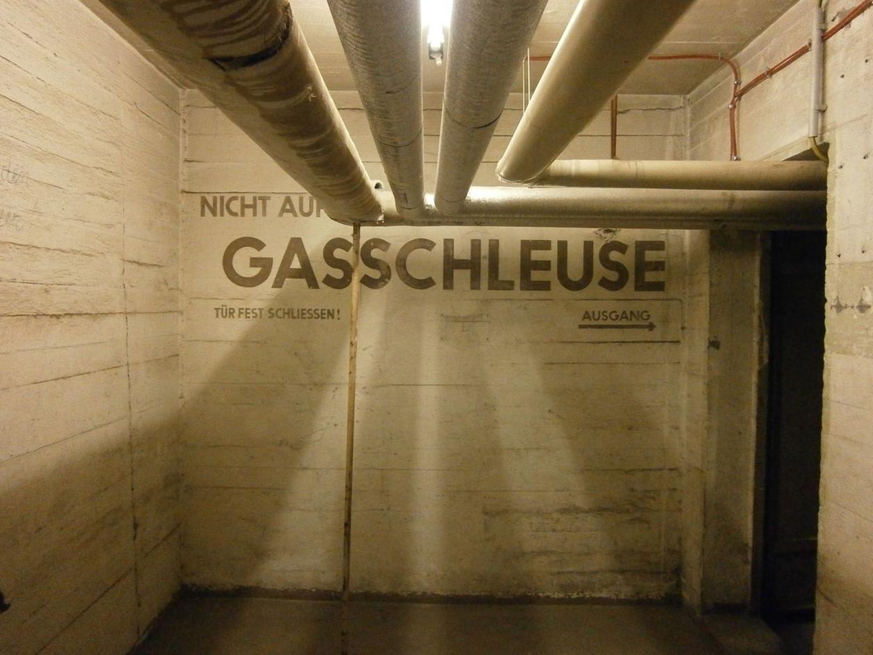 Besichtigung ehem. OP-Bunker
