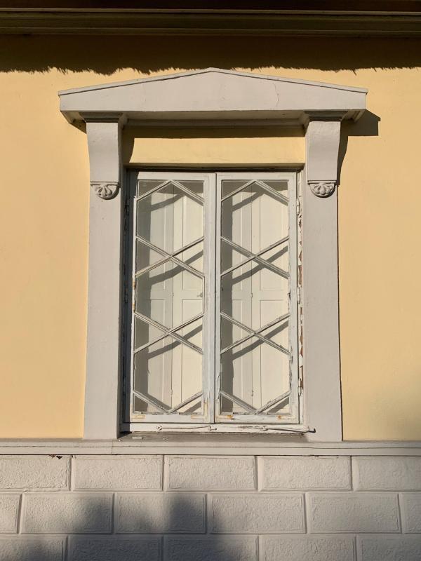 Originales Fenster, Foto: Kristina Sassenscheidt