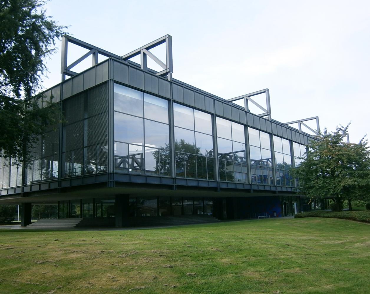 Besichtigung Helmut Schmidt Universität