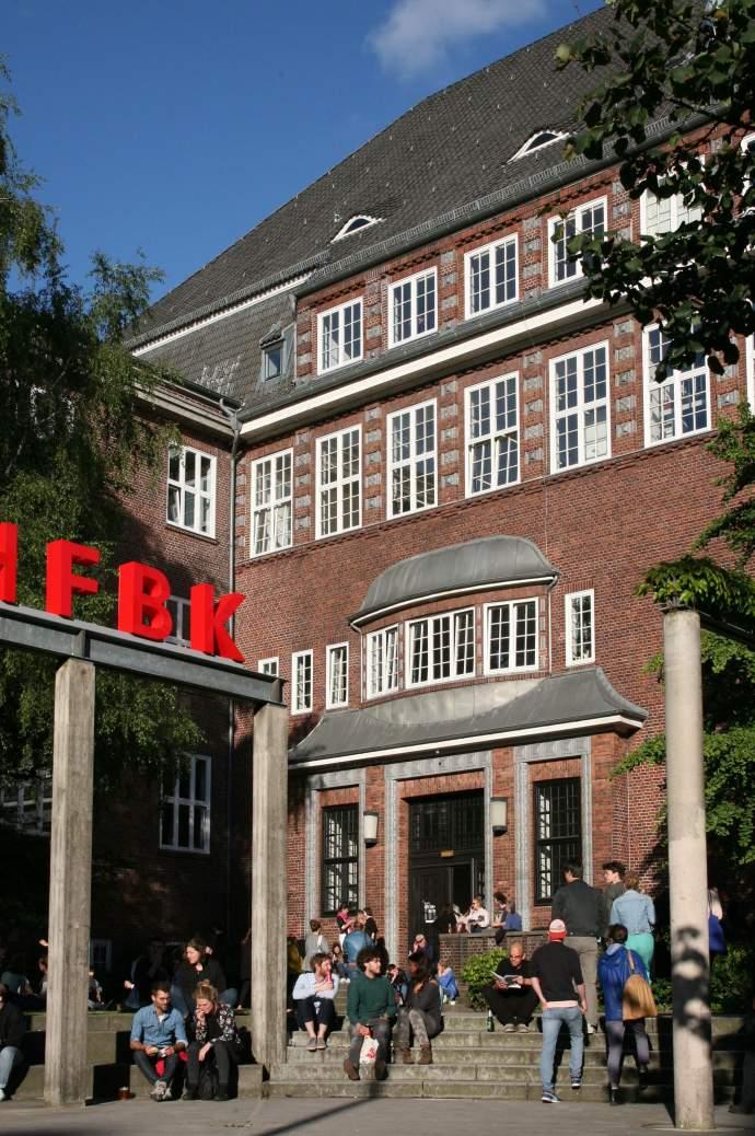 Besichtigung Hochschule für bildende Künste