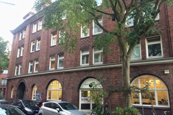 Besichtigung Ledigenheim Rehhoffstraße