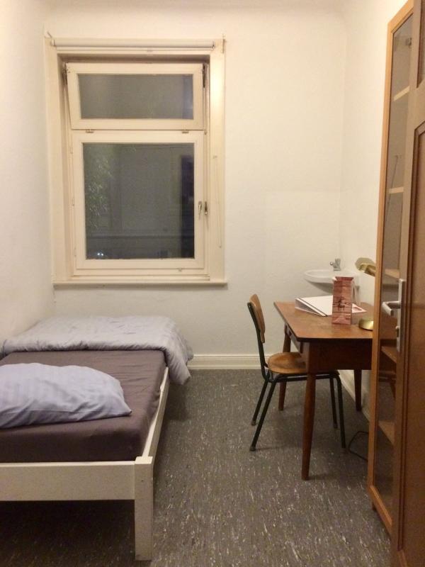 Standard-Zimmer, Foto: Kristina Sassenscheidt