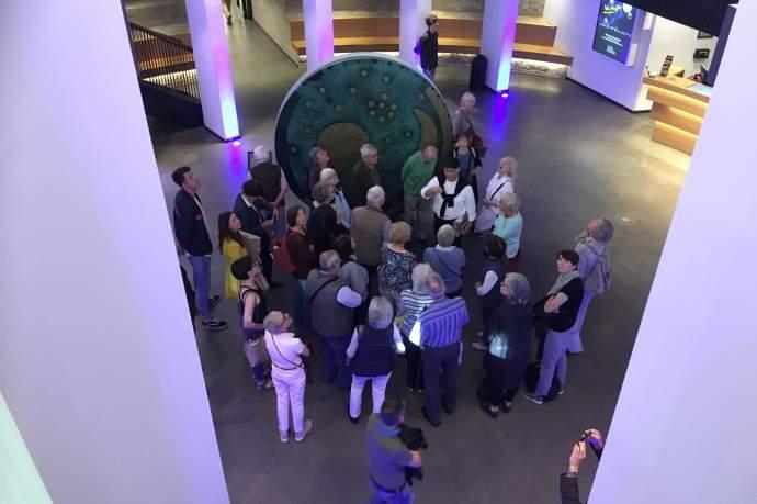 Besichtigung Planetarium
