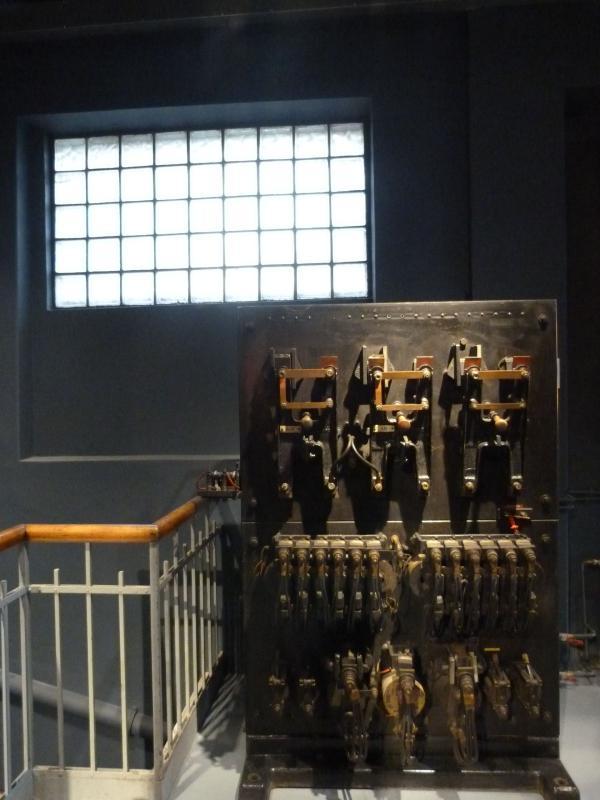 Historische Technik, Foto Julia Ott