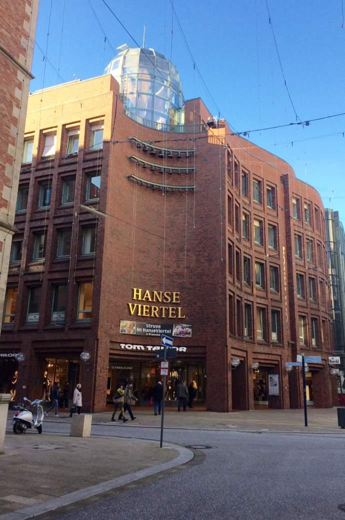 Bibliothek des Denkmalschutzamtes und Architekten-Rundgang Hanseviertel