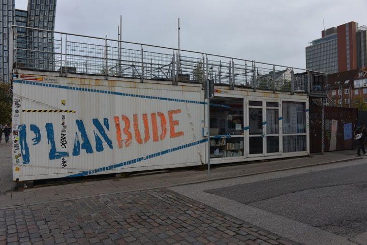 Die Planbude, Foto: Yo Loewy