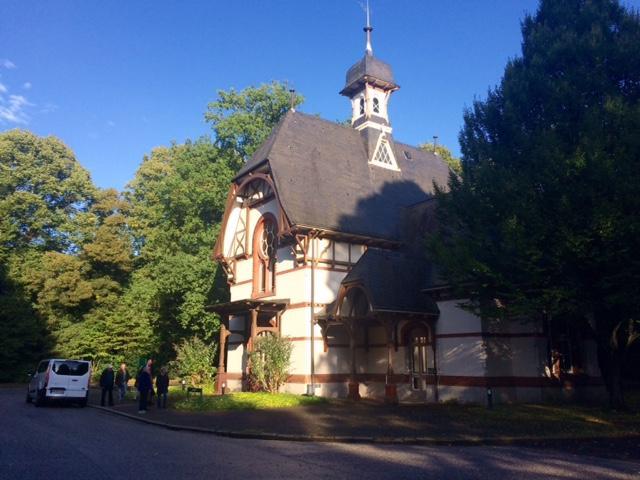 Kapellen Friedhof Ohlsdorf