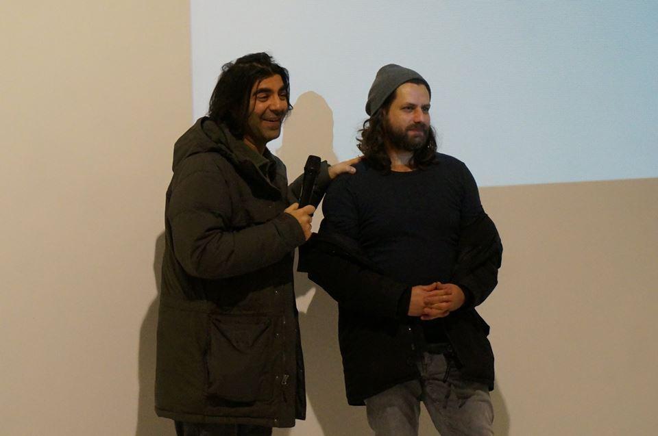 Regisseur Fatih Akin und Hauptdarsteller Adam Bousdoukos , Foto: Kristina Sassenscheidt