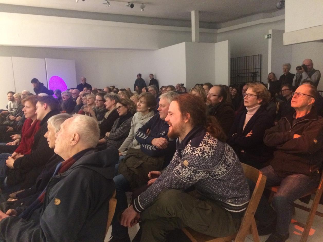 Das Filmpublikum, Foto: Kristina Sassenscheidt