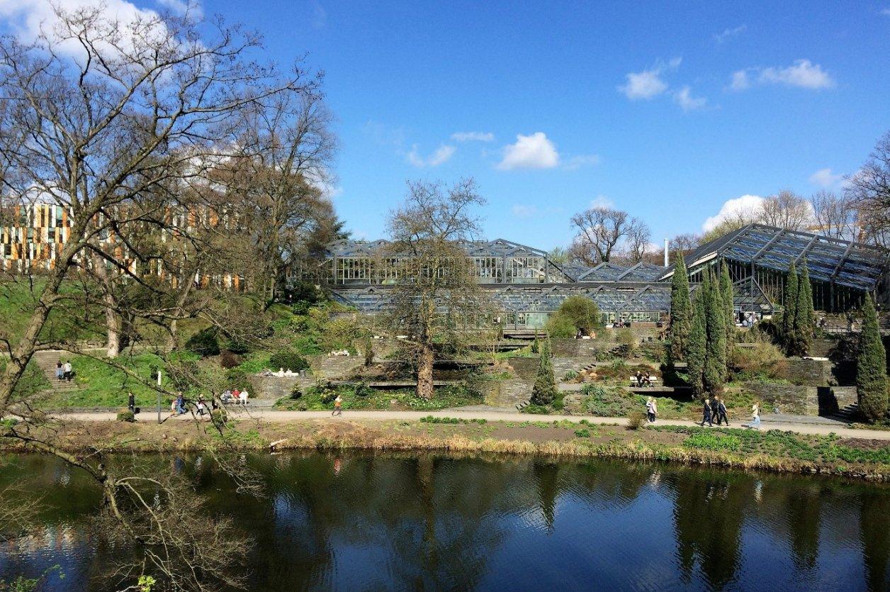 Wallring-Park / Planten un Blomen