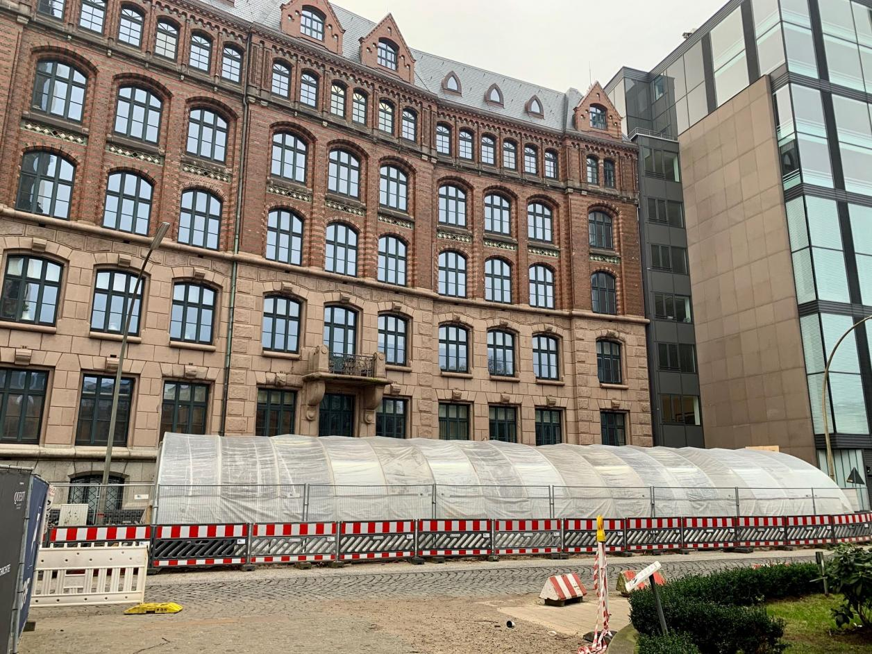 "Rundgang ""Hamburg im Mittelalter"""