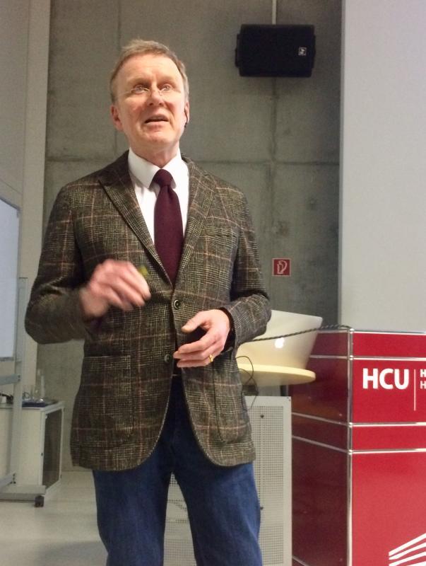 Prof. Dr.-Ing. Werner Lorenz, Foto: Kristina Sassenscheidt