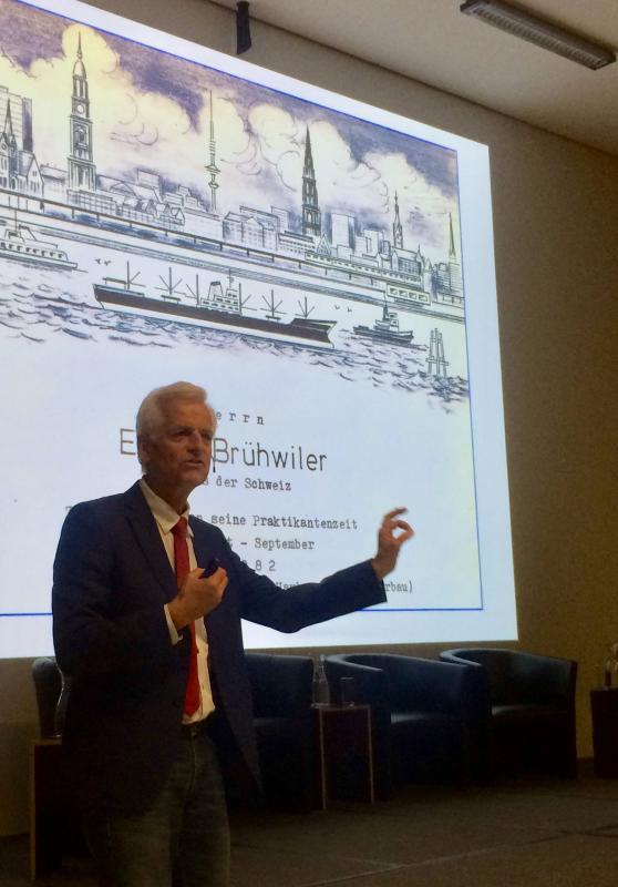 Prof. Dr.-Ing. Eugen Brühwiler, Foto: Kristina Sassenscheidt