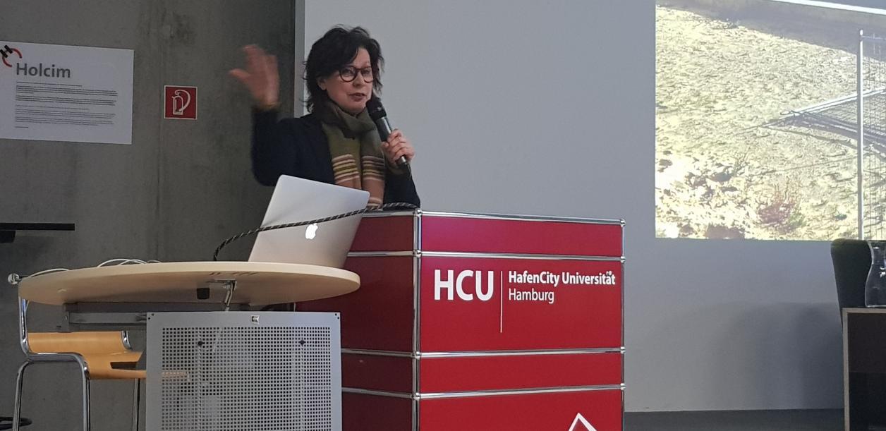 Prof. Dr. Lisa Kosok, Foto: Klaus Lübke