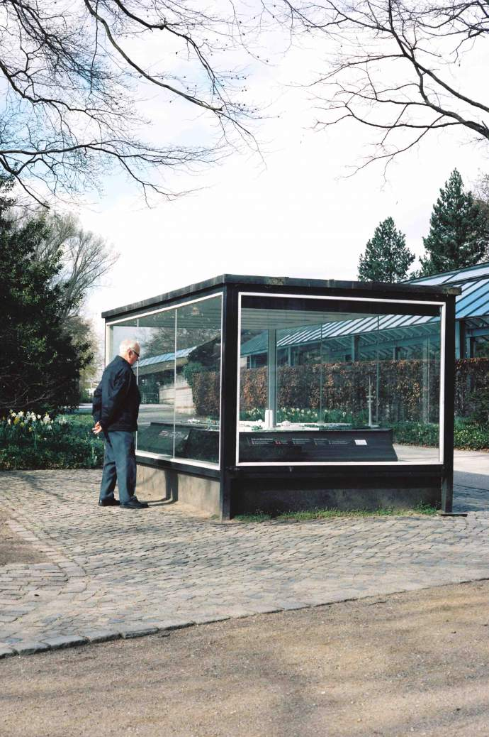 Wachsende Stadt - schrumpfender Park? Aktuelle Planungen am Wallringpark / Planten un Blomen