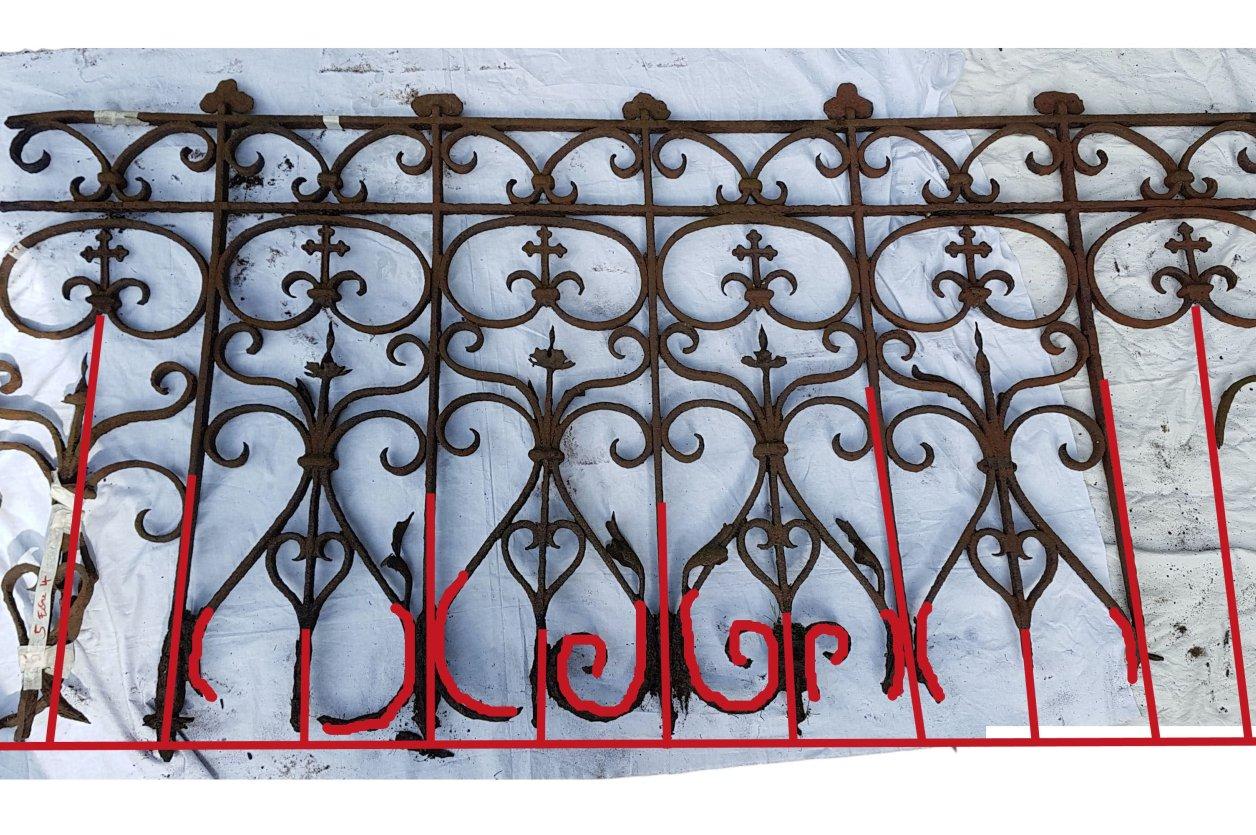 Konservierung und Restaurierung Grabstätte Kölln