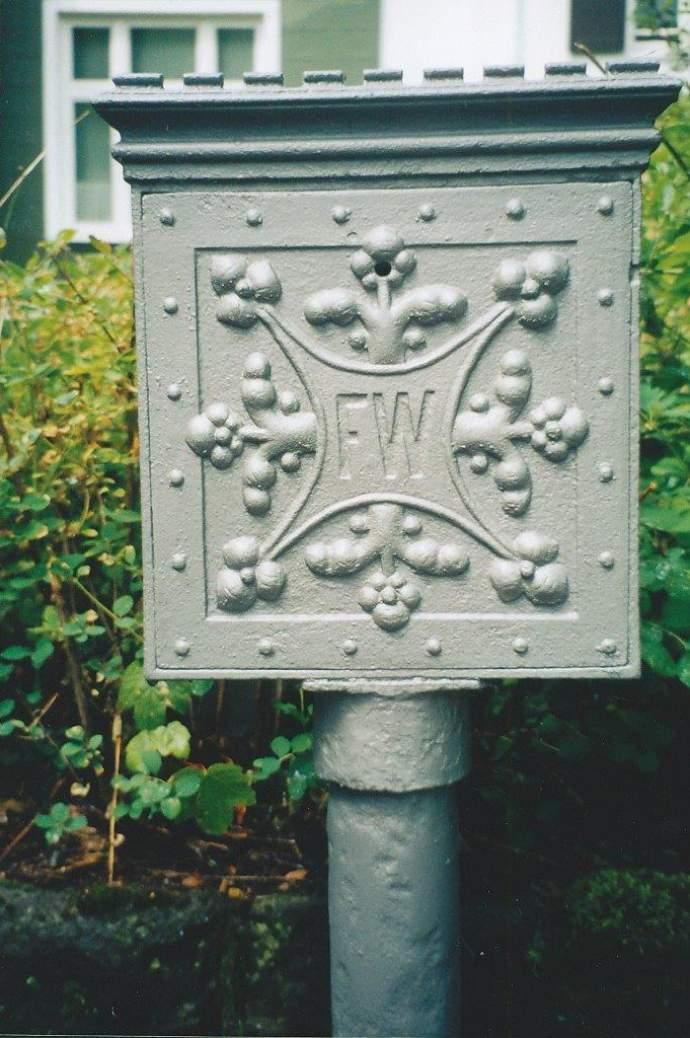 Restaurierung Feuermeldekasten