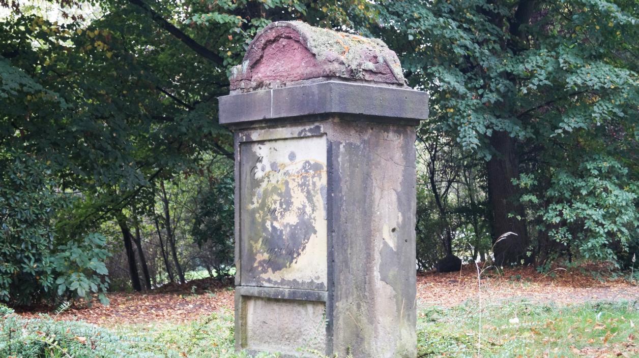Stele der Catharina Engelbach, Foto: Antipas Papageorgiou