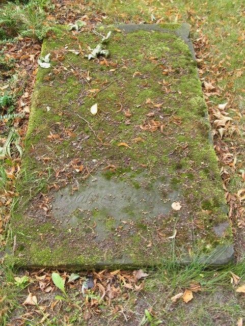 Zugewachsenes Grabmal des Senators Günther, Foto: Winfried Prehn