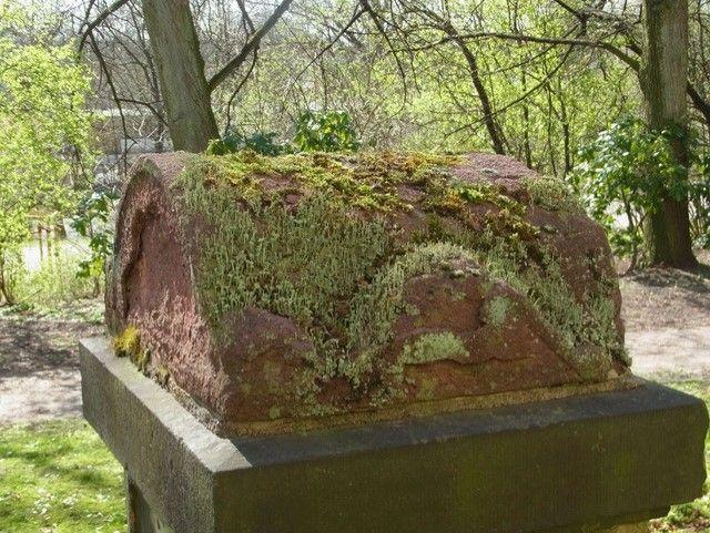 Zustand des Grabmals der Catharina Engelbach, Foto: Winfried Prehn