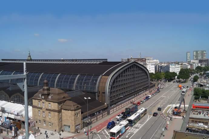 Bahn-Planung gefährdet Hauptbahnhof
