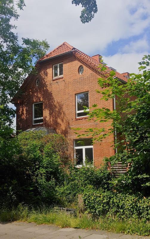 Bergedorfer Villa soll Neubau weichen