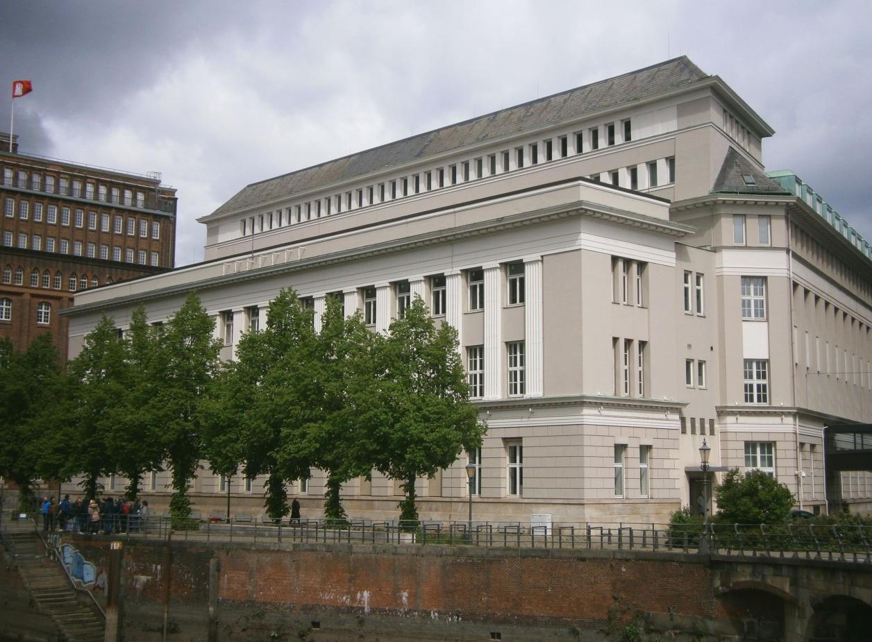 Commerzbank-Altbau, Foto: Sarah C. Schreiner