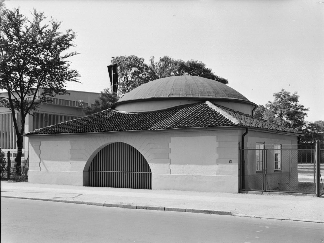 Historisches Foto: Bildarchiv Denkmalschutzamt
