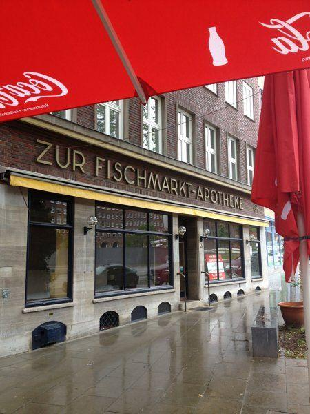 Fischmarkt-Apotheke am Domplatz bedroht