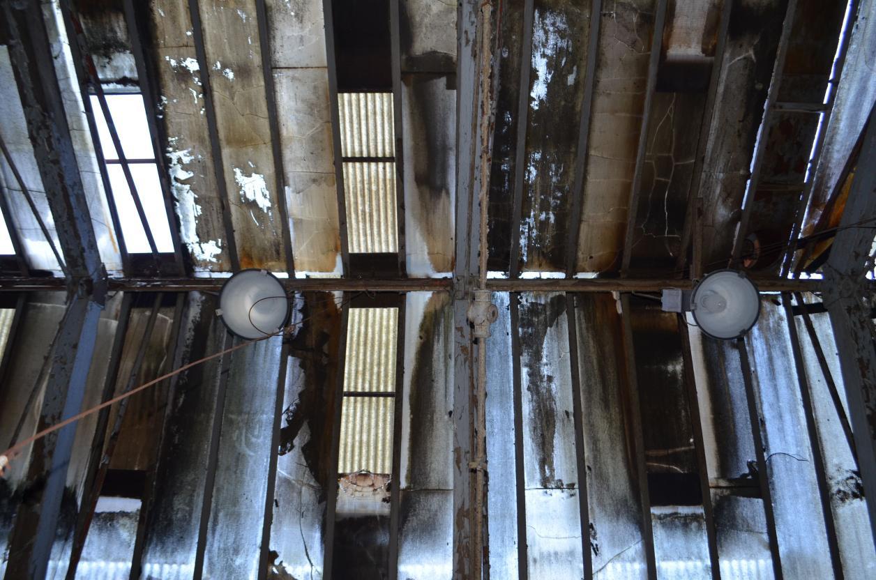 NY HH Gummi-Waaren Compagnie, Produktionshalle III, Foto: Kim Schröder