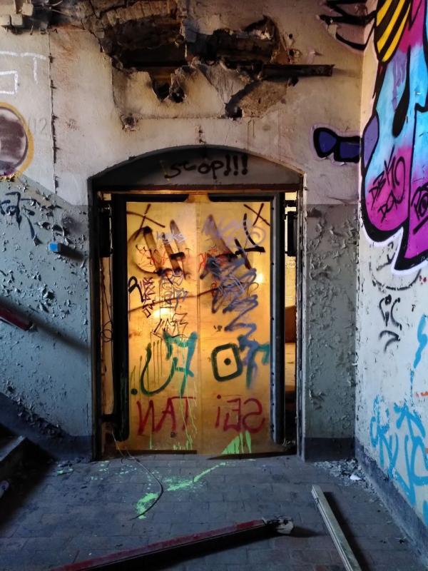 NY HH Gummi-Waaren Compagnie, Bauteil A-B-O, Foto: Kim Schröder