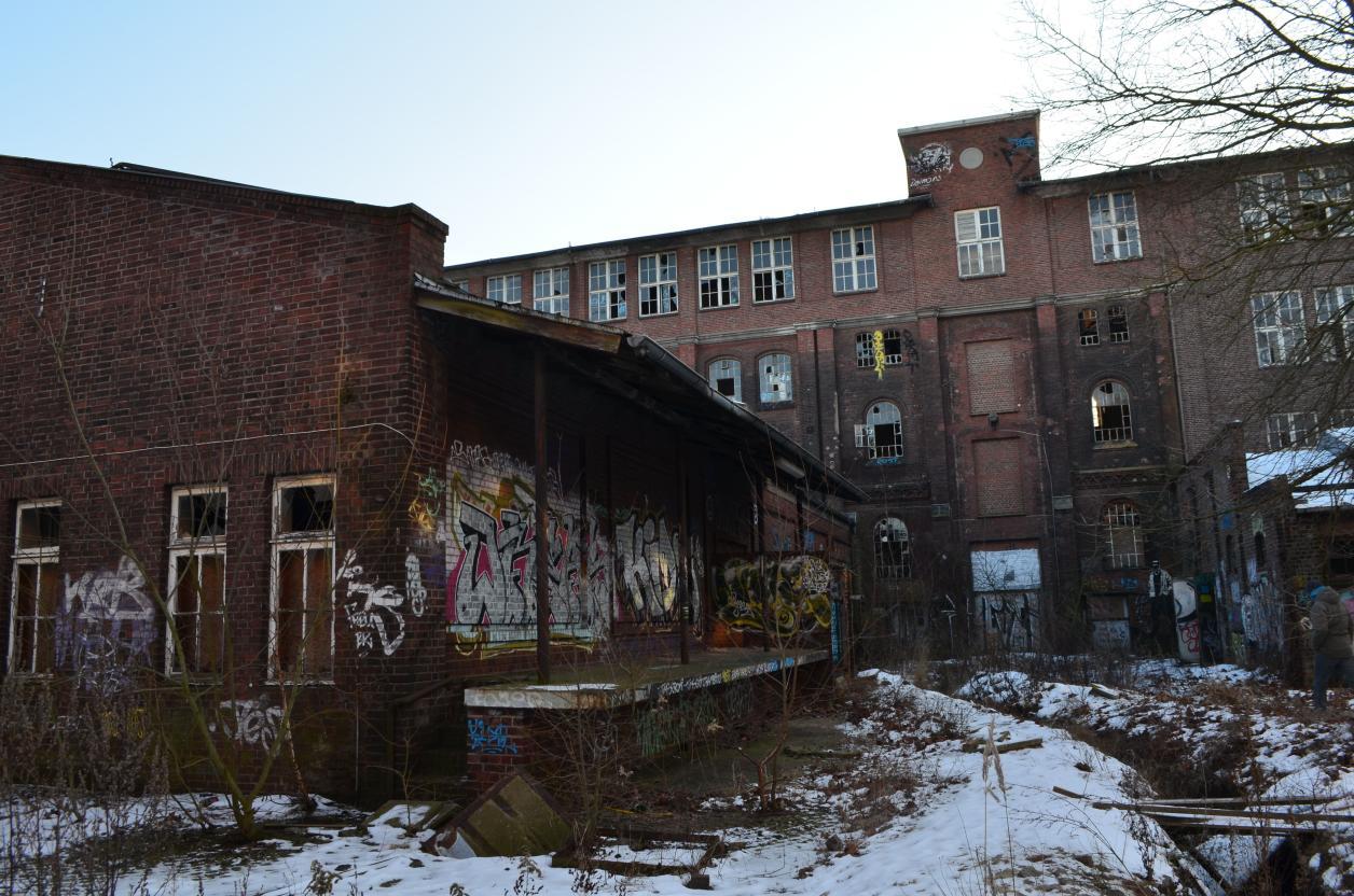 NY HH Gummi-Waaren Compagnie, Produktionshalle IV, Foto: Kim Schröder