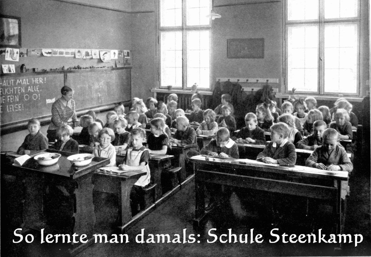 Soll die alte Schule Steenkamp der Science City weichen?