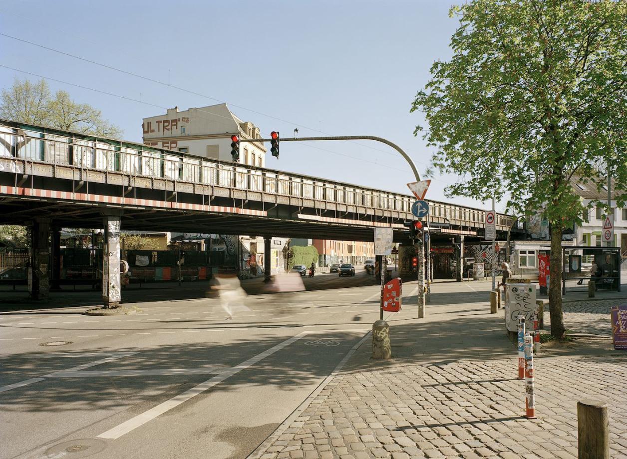 Die Sternbrücke von Süden, Foto: Fotografie Dorfmüller Klier