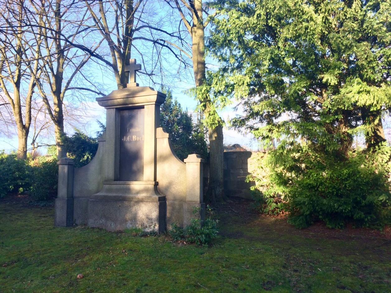 Friedhof Diebsteich, Foto: Kristina Sassenscheidt
