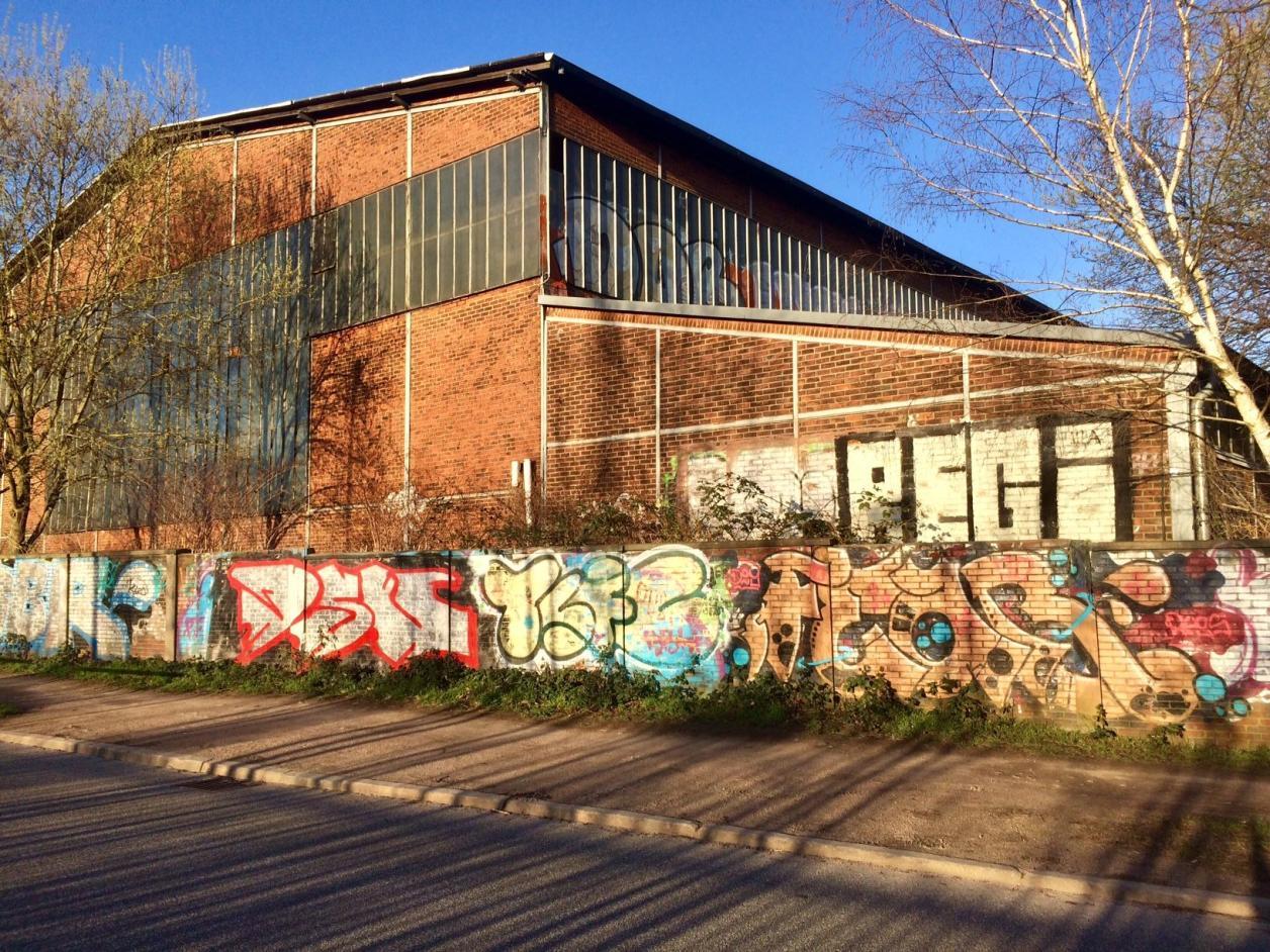 ThyssenKrupp-Gelände, Foto: Kristina Sassenscheidt
