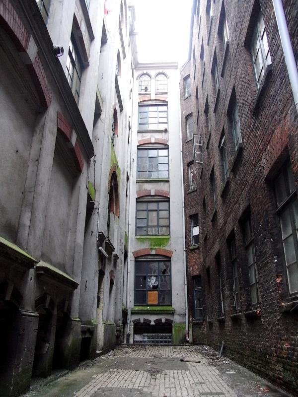 Das Gängeviertel