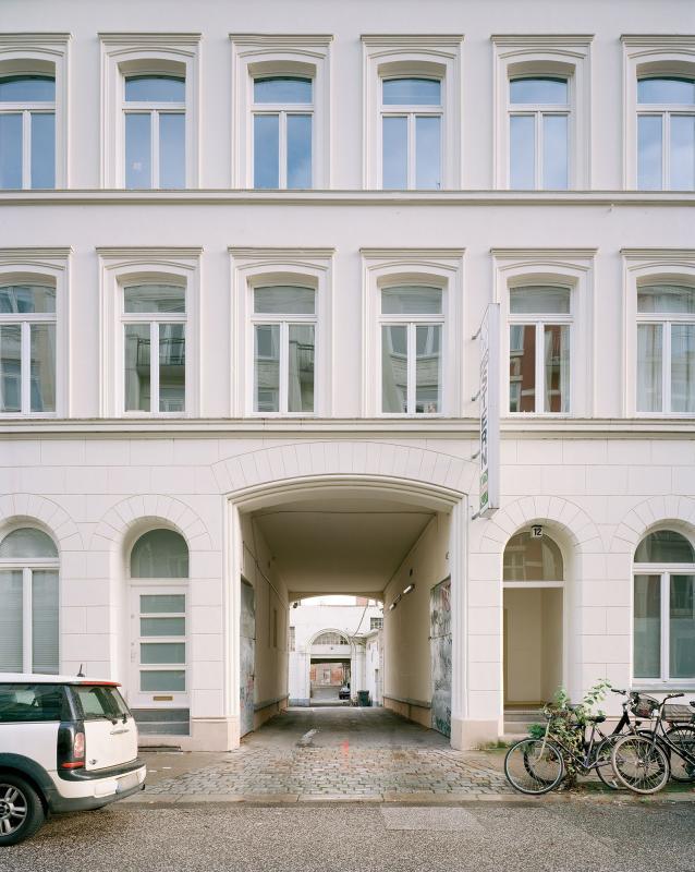 Straßenansicht, Foto: Fotografie Dorfmüller | Klier
