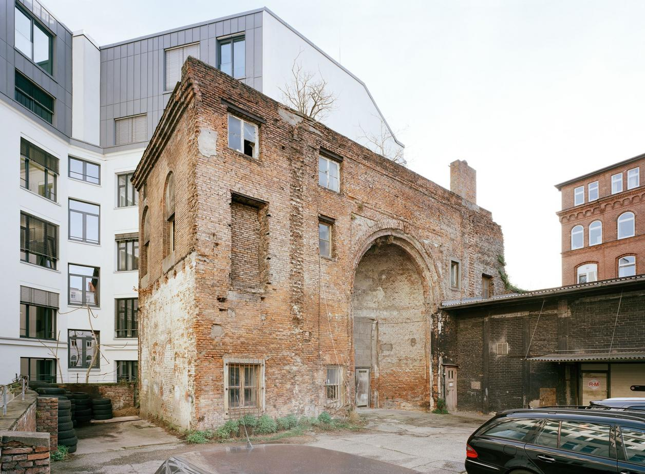 Apsis-Gebäude, Foto: Fotografie Dorfmüller | Klier