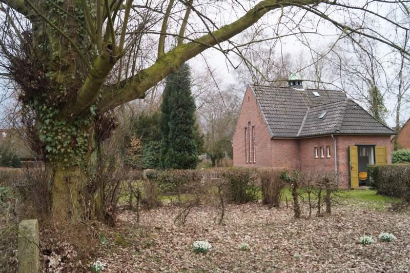 Fritz-Schumacher-Kapelle Finkenwerder
