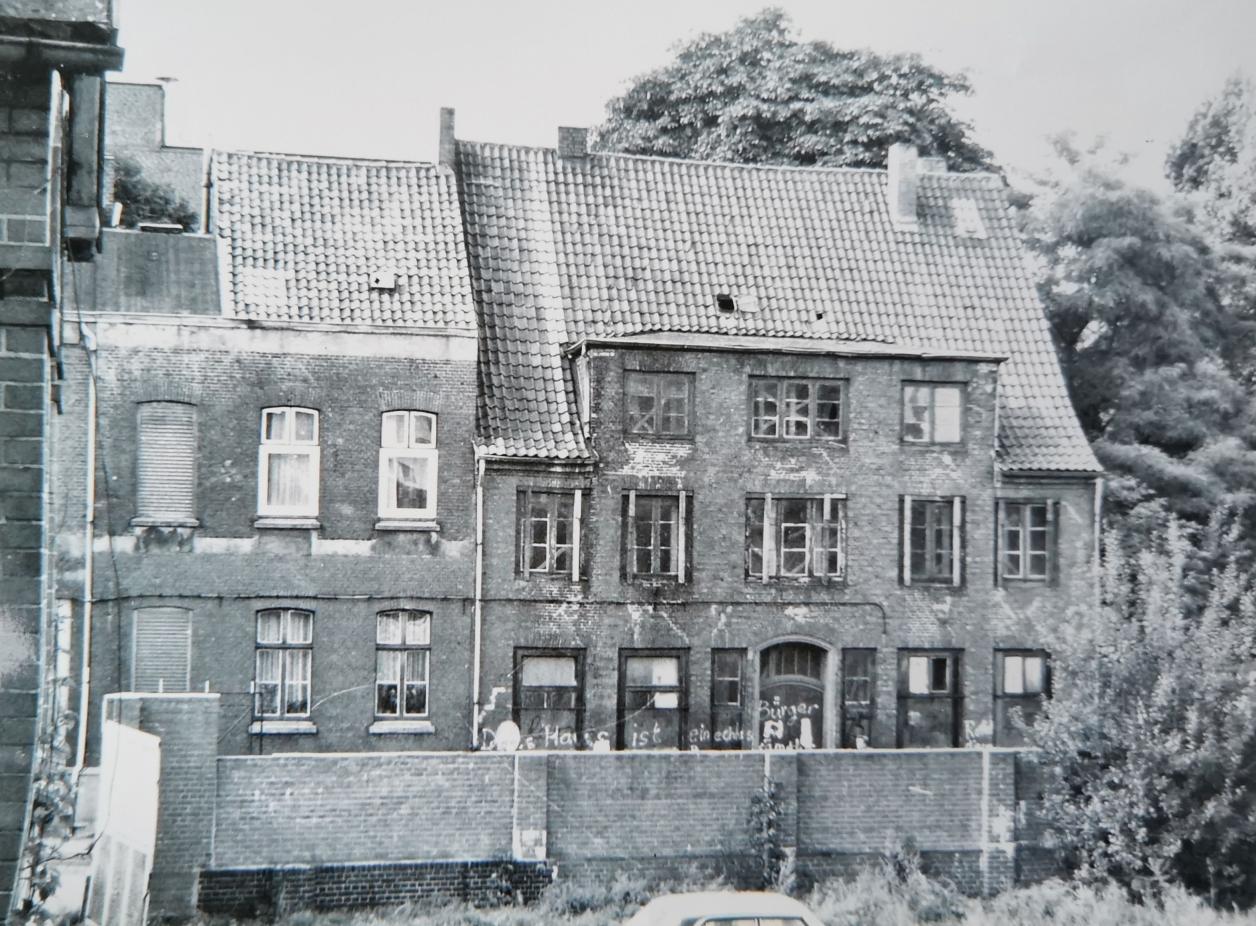 Rückwärtige Ansicht, Foto: Wohnprojekt Große Freiheit e.V.