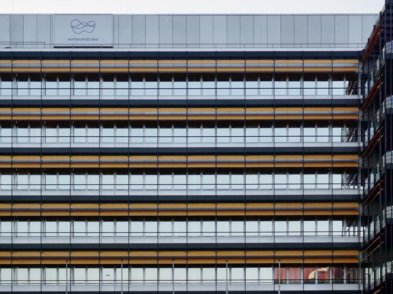TEXACO-Gebäude City Nord