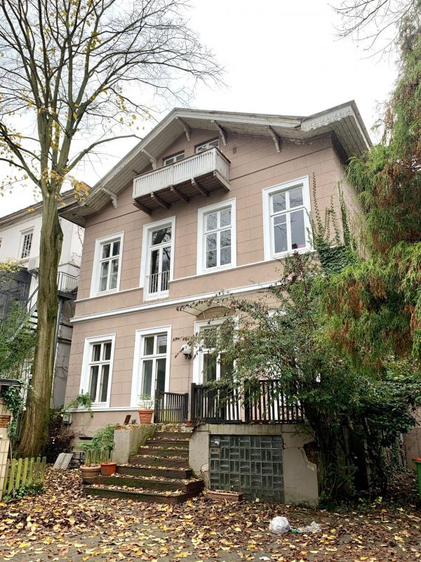 Hof-Ansicht zur Fährhausstraße, Foto: Kristina Sassenscheidt