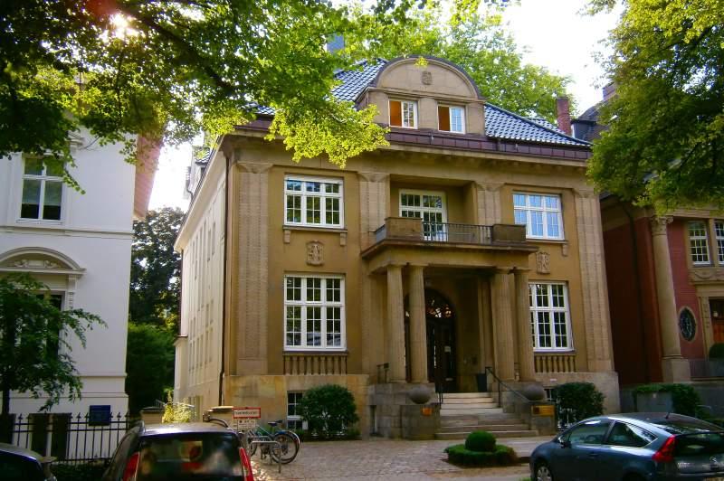 Villa Heimhuder Straße 71