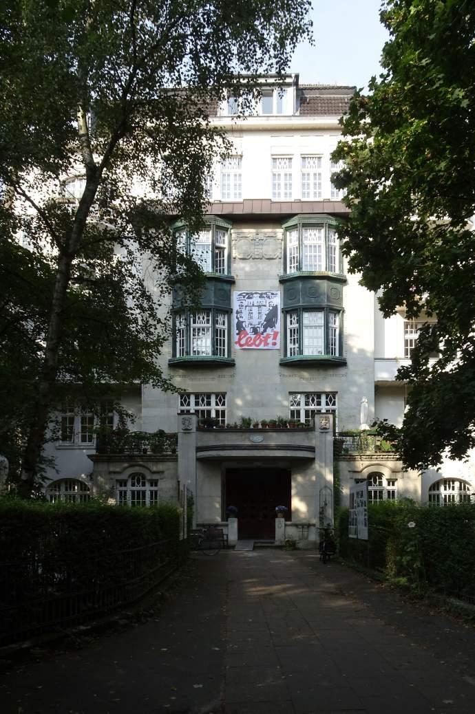 Wohnprojekt Haynstraße 1