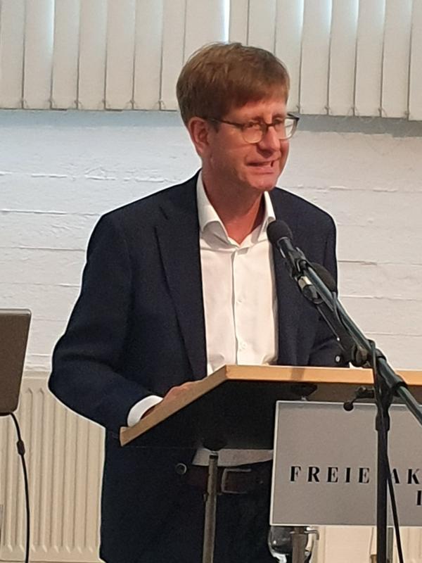 Kristina Sassenscheidt und Marco Hosemann erhalten Rudolf Lodders-Preis 2019