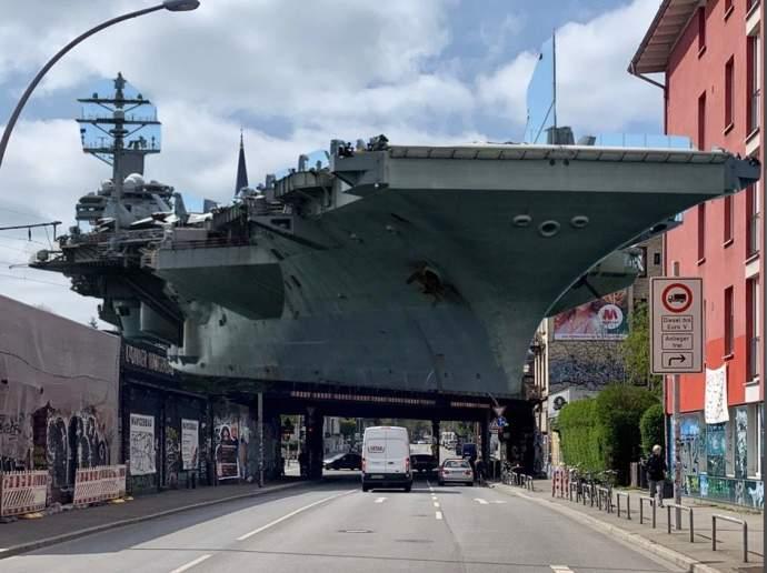 Bauprojekt Sternbrücke im Hamburger Schanzenviertel: Wie ein Flugzeugträger im Wohngebiet