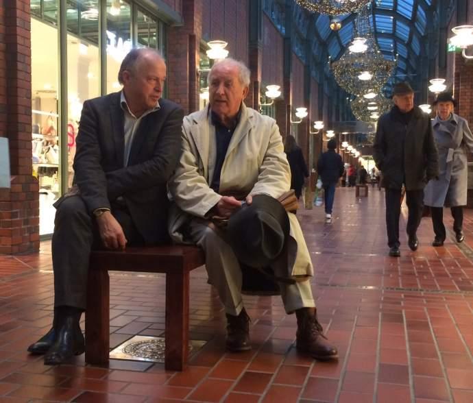 Denkmalschützer retten das Hanse-Viertel